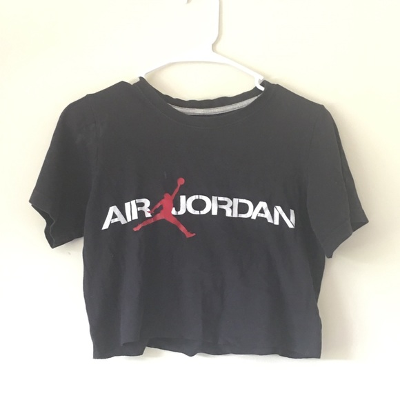 6a4356ade12d Jordan Tops - 🌱 Air Jordan Crop Top